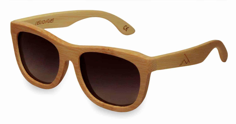 Holzsonnenbrille Overseer Wheat