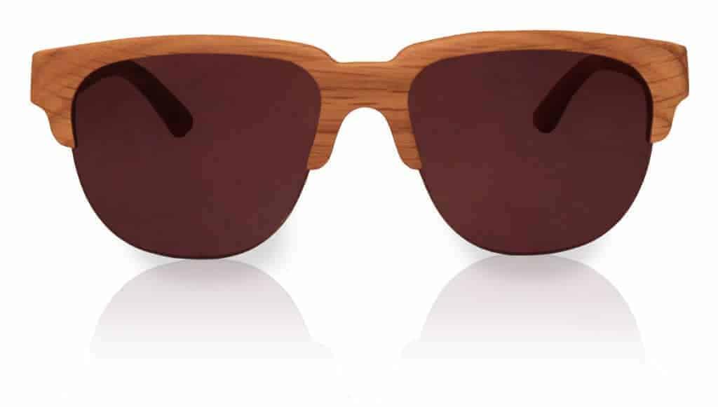 Holz Sonnenbrille Joker Oak