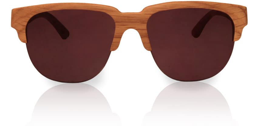 Holzsonnenbrille Joker Oak