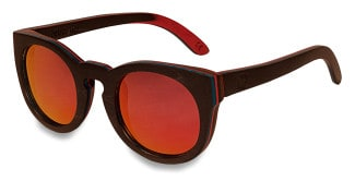 Holzsonnenbrille Sweetheart Dive
