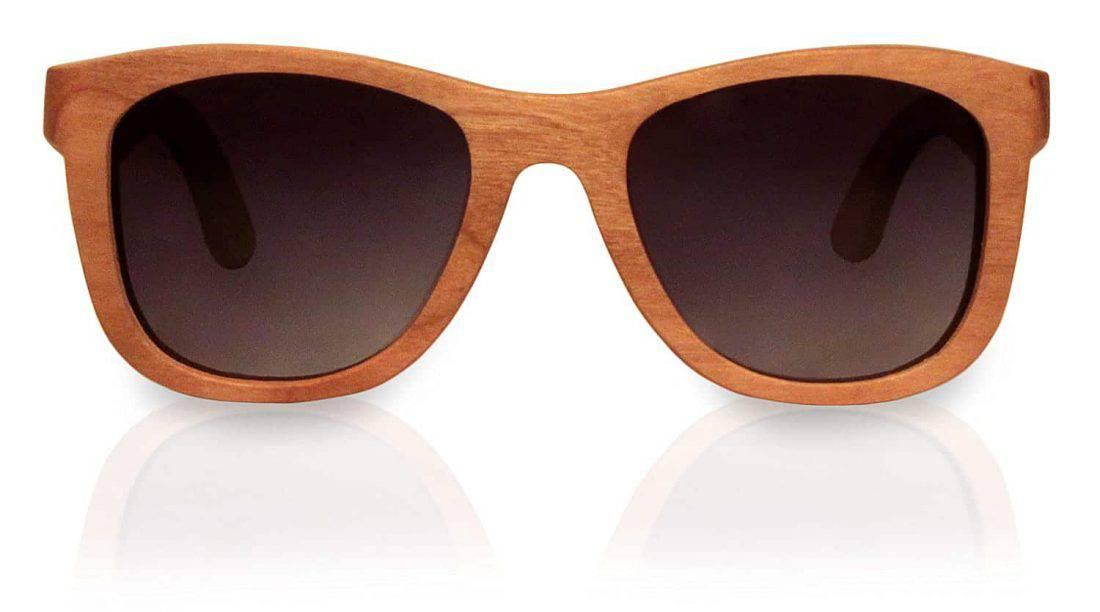 Holzsonnenbrille Overseer Cherry