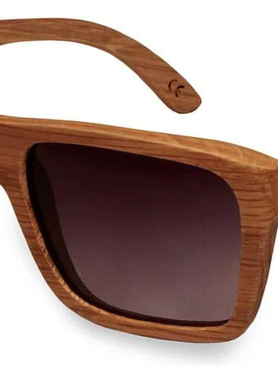 Holzsonnenbrille Driver Oak