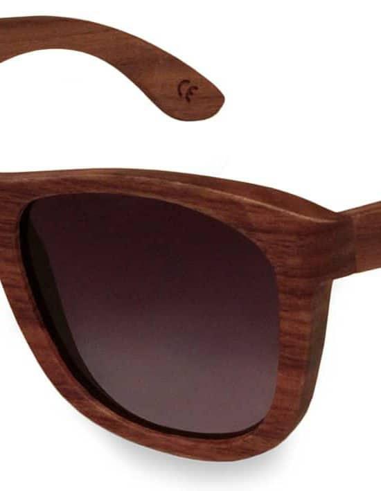 Holzsonnenbrille Overseer Nut
