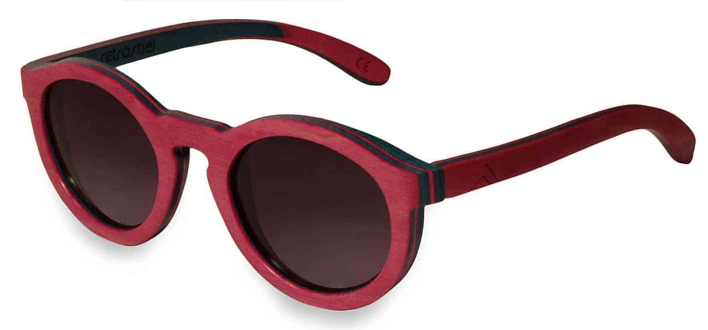 Holzsonnenbrille Sweetheart Skate