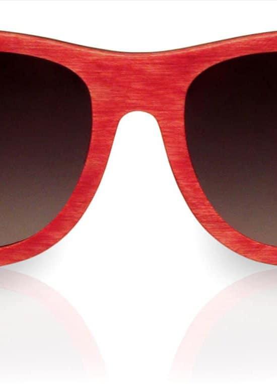 Holzsonnenbrille Skateboard Flare