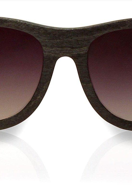 Holzsonnenbrille Skateboard Dive