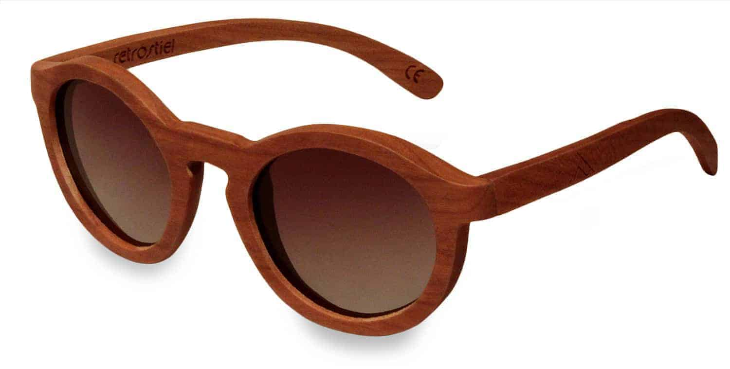 Holzsonnenbrille Sweetheart Cherry
