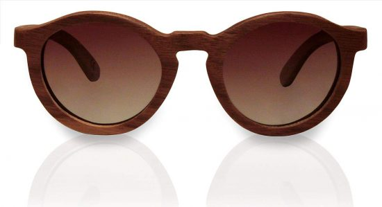 Holzsonnenbrille Sweetheart Nut