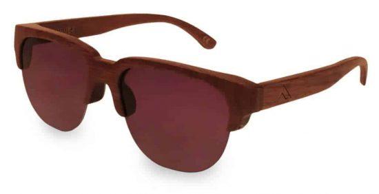 Holz Sonnenbrille Joker Nut