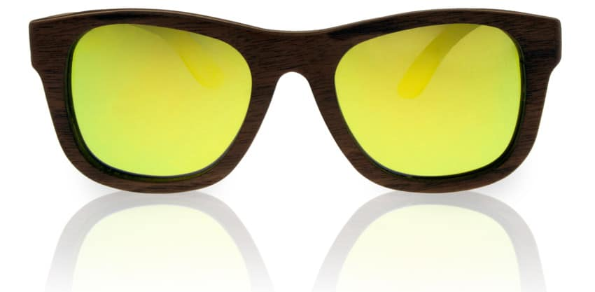 Holzsonnenbrille Overseer Trinity