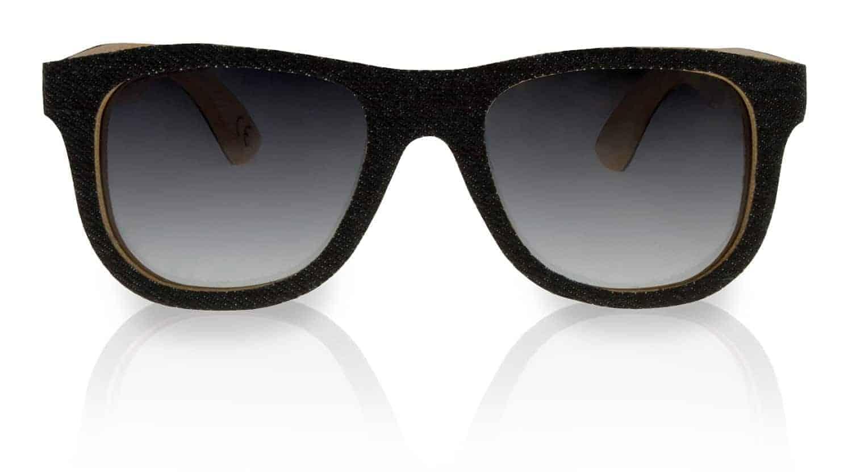 Holzsonnenbrille Overseer Denim Black
