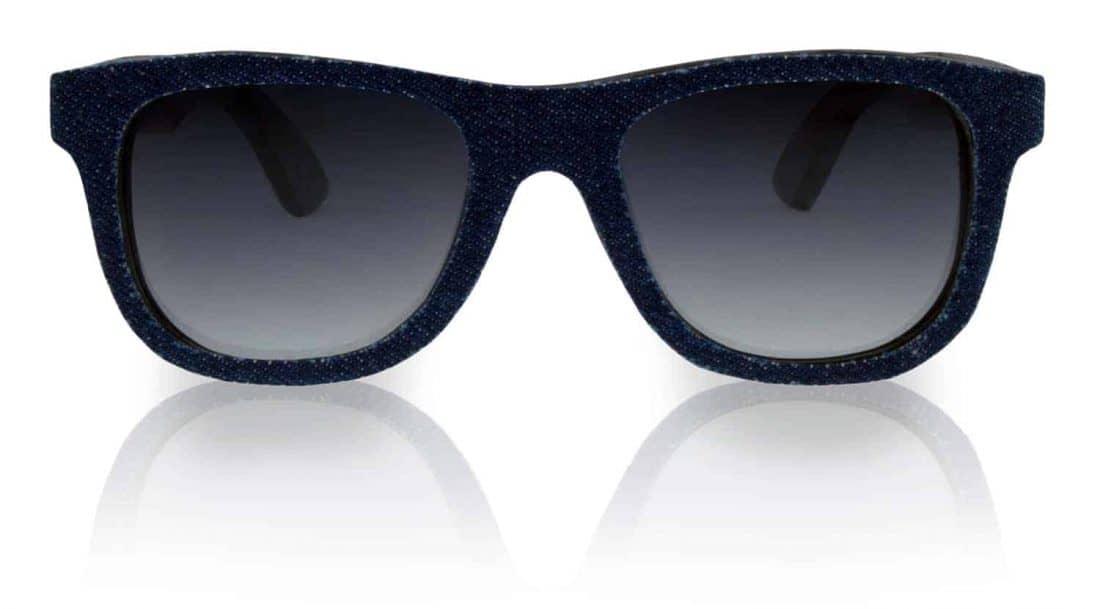 Holzsonnenbrille Overseer Denim