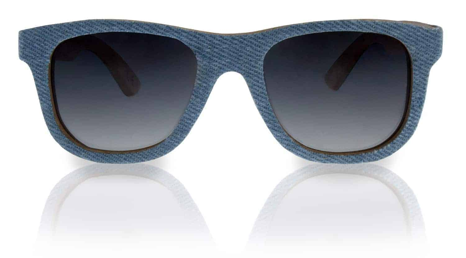 Holzsonnenbrille Overseer Jeans