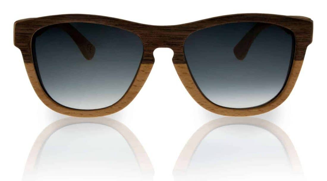 Holzsonnenbrille Overseer Trinity