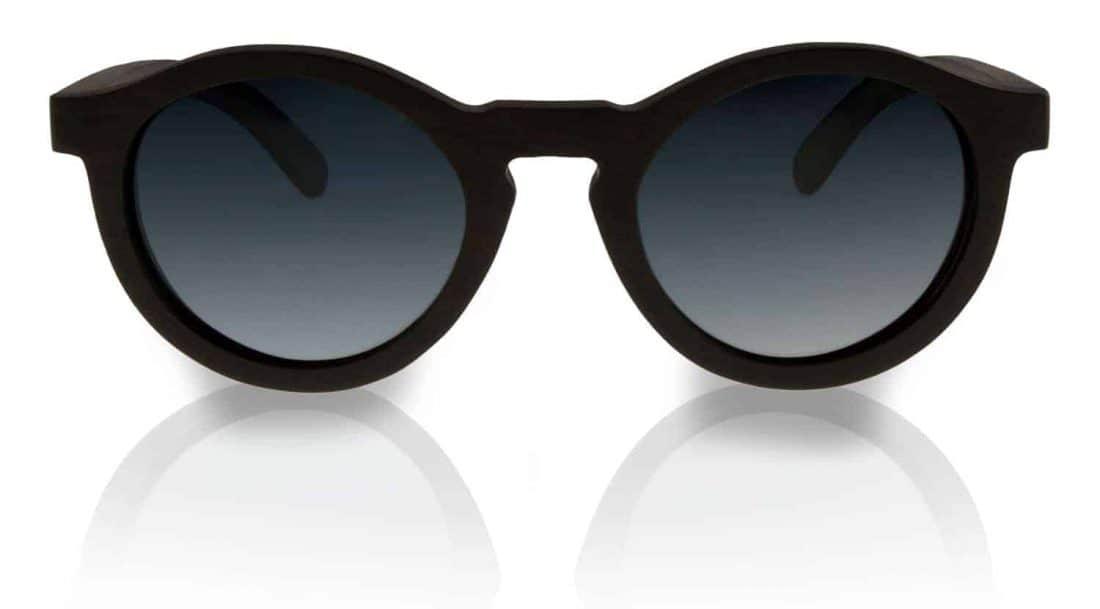 Holzsonnenbrille Sweetheart Black