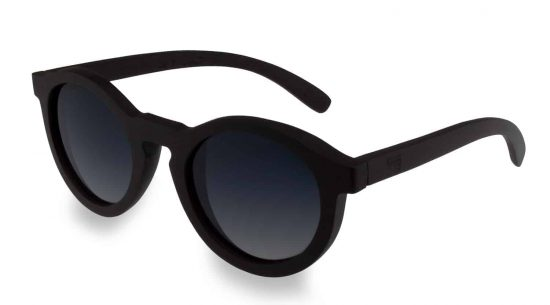 Holzsonnenbrille Sweetheart Black