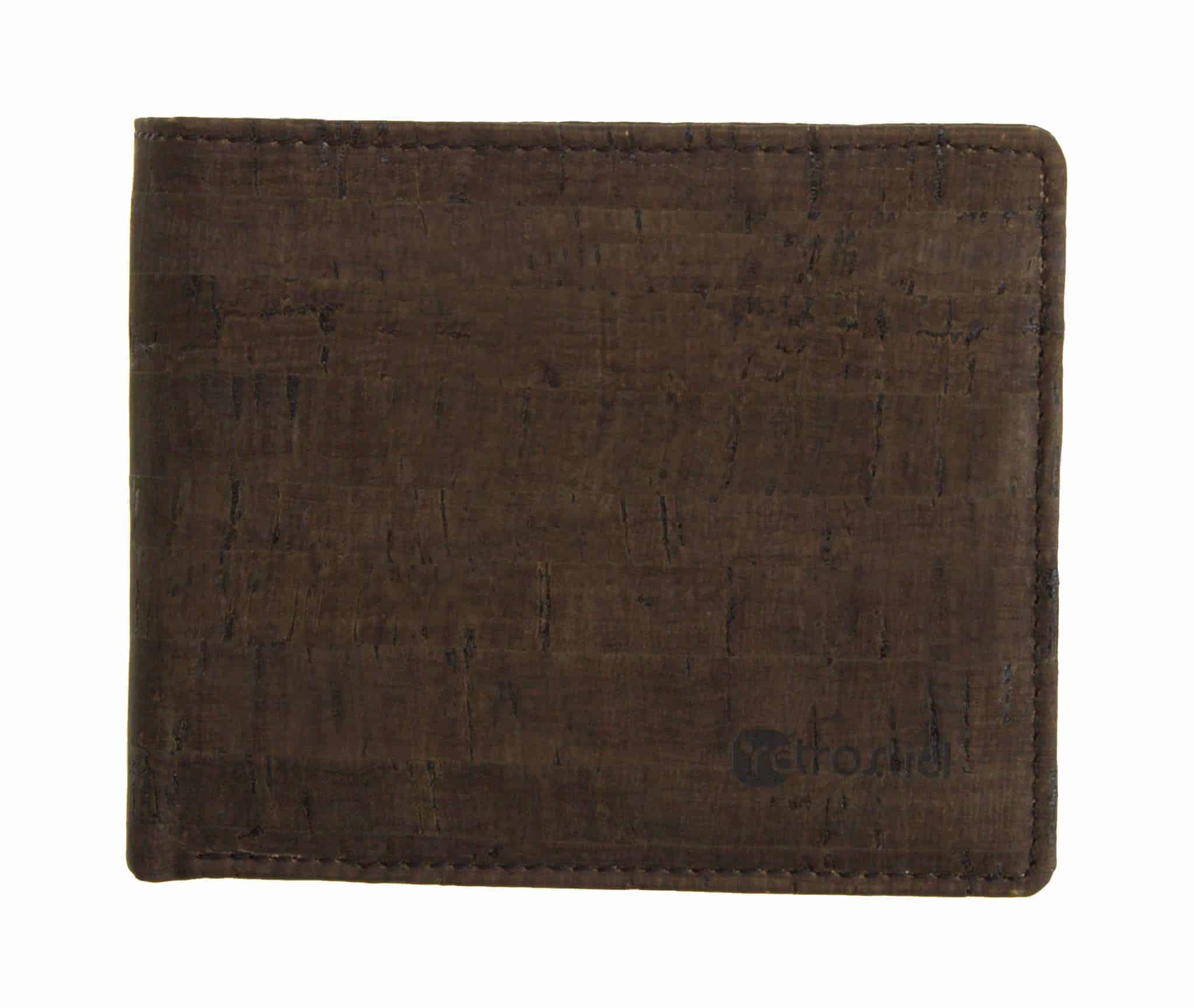 Cork Wallet Brown