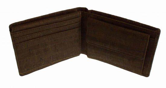 Cork Wallet Brown