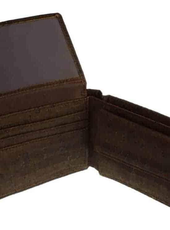 Geldbeutel aus Kork Brown Deluxe