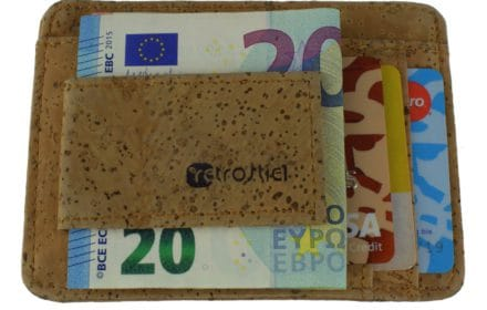 Cork moneyclip (Nature)
