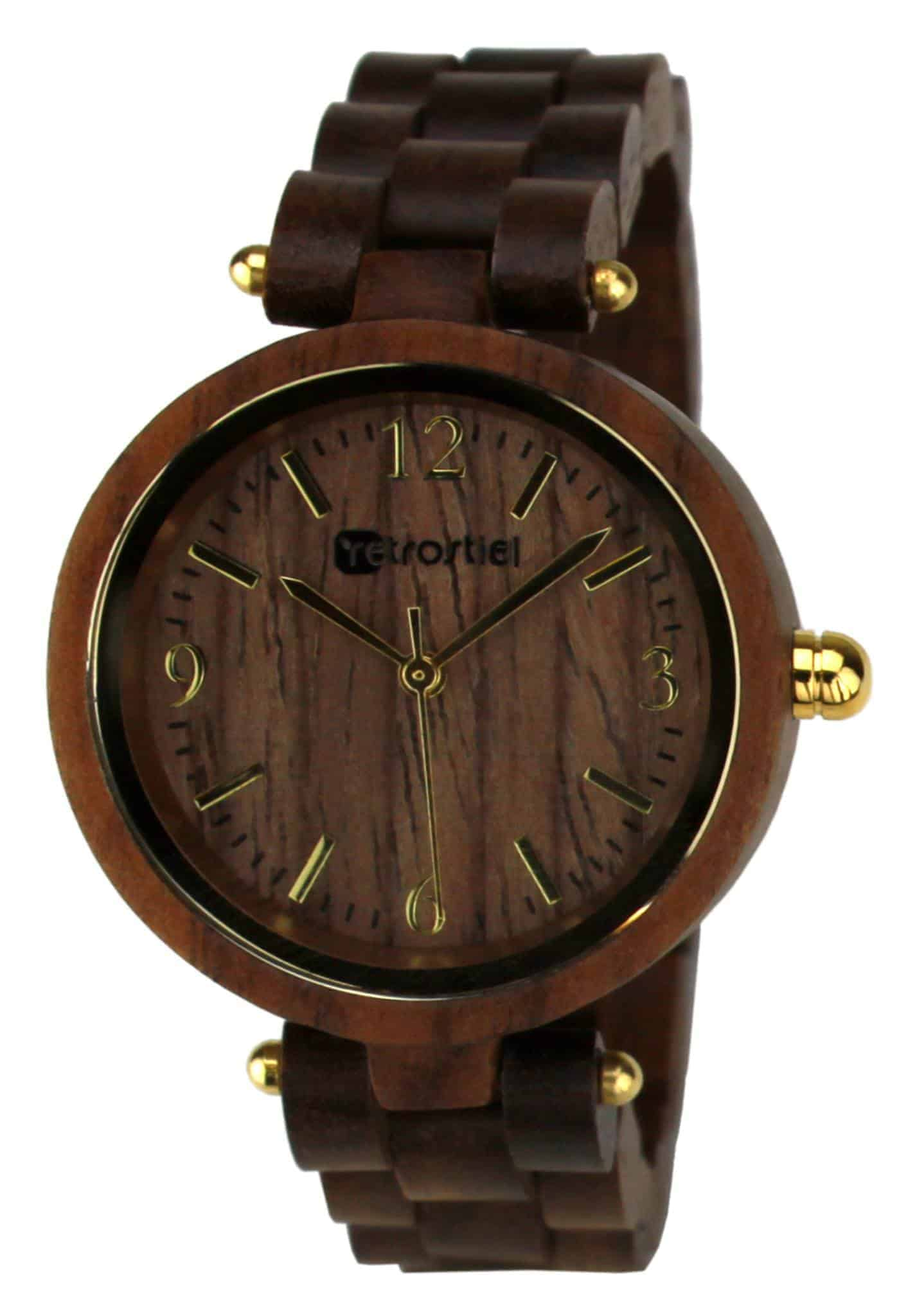 Wooden watch - Venezia Nut