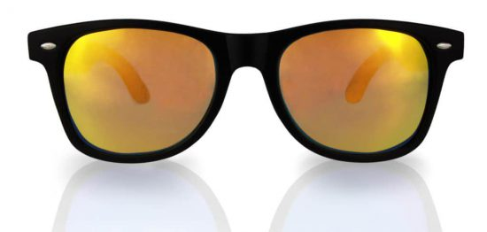 Holz Sonnenbrille Overseer Fusion