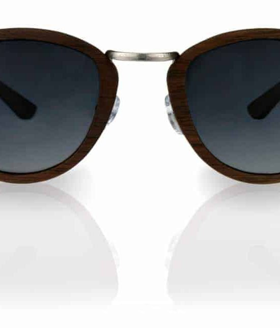 Holz Sonnenbrille Sweetheart Chrome