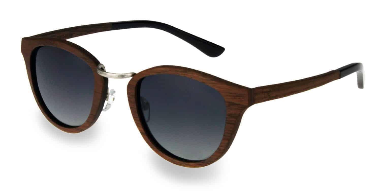 Holzsonnenbrille Sweetheart Chrome
