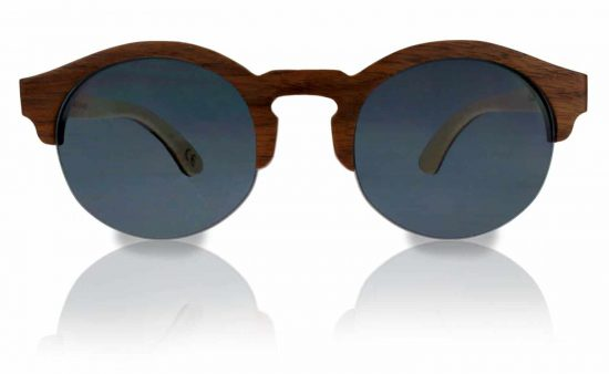 Sonnenbrille aus Holz Keeper Trinity