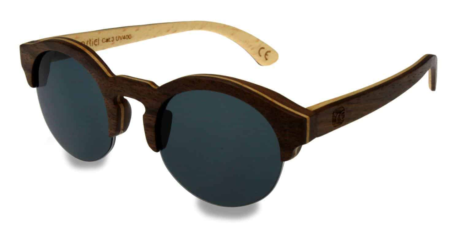 Holz Sonnenbrille Keeper Trinity