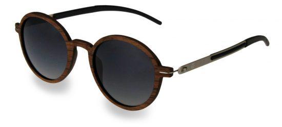 Sonnenbrille aus Holz Lennon